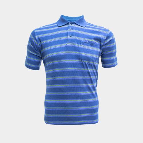 Springboks Yarn Dye Stripe Golfer
